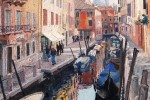 Venice Oil on canvas 30x20cm