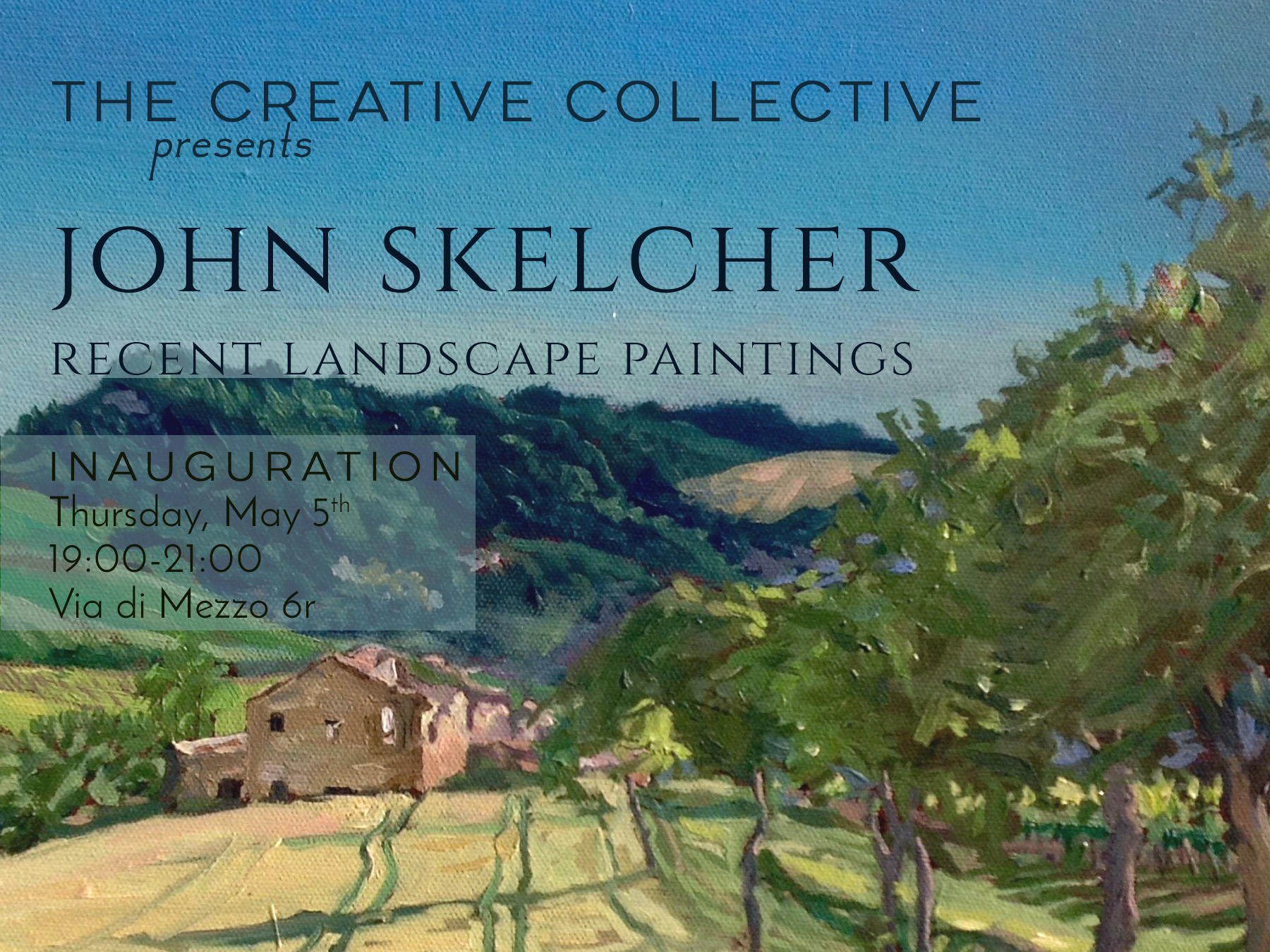 john_skelcher creative collective poster